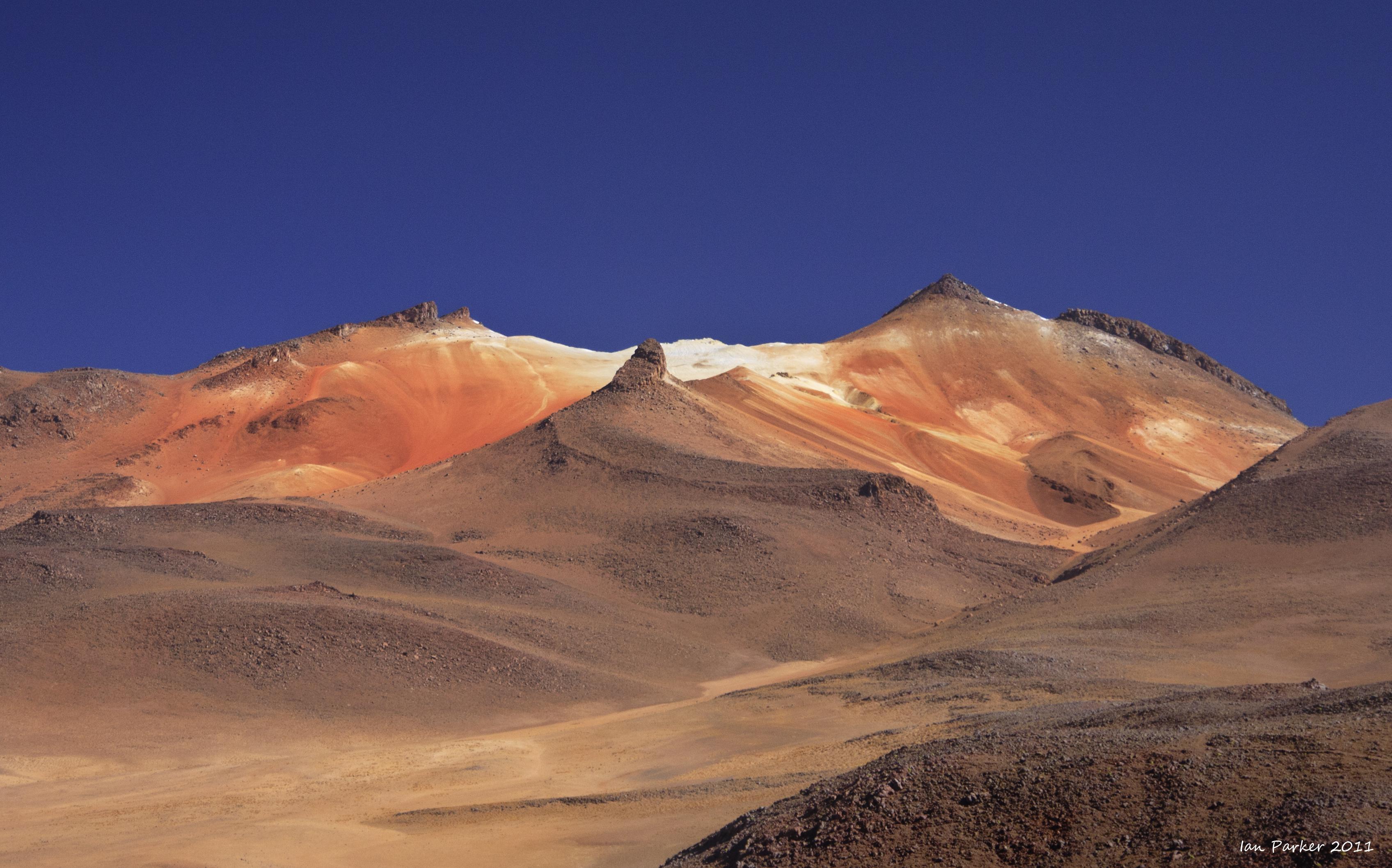 Chile Bolivia Border Chilean Border Bolivia