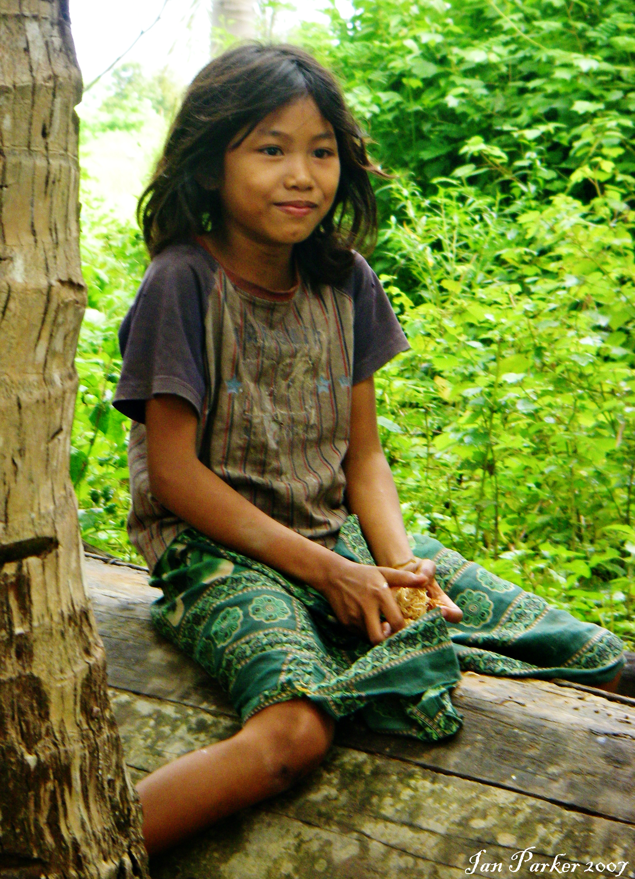 Cambodian girl picture #10