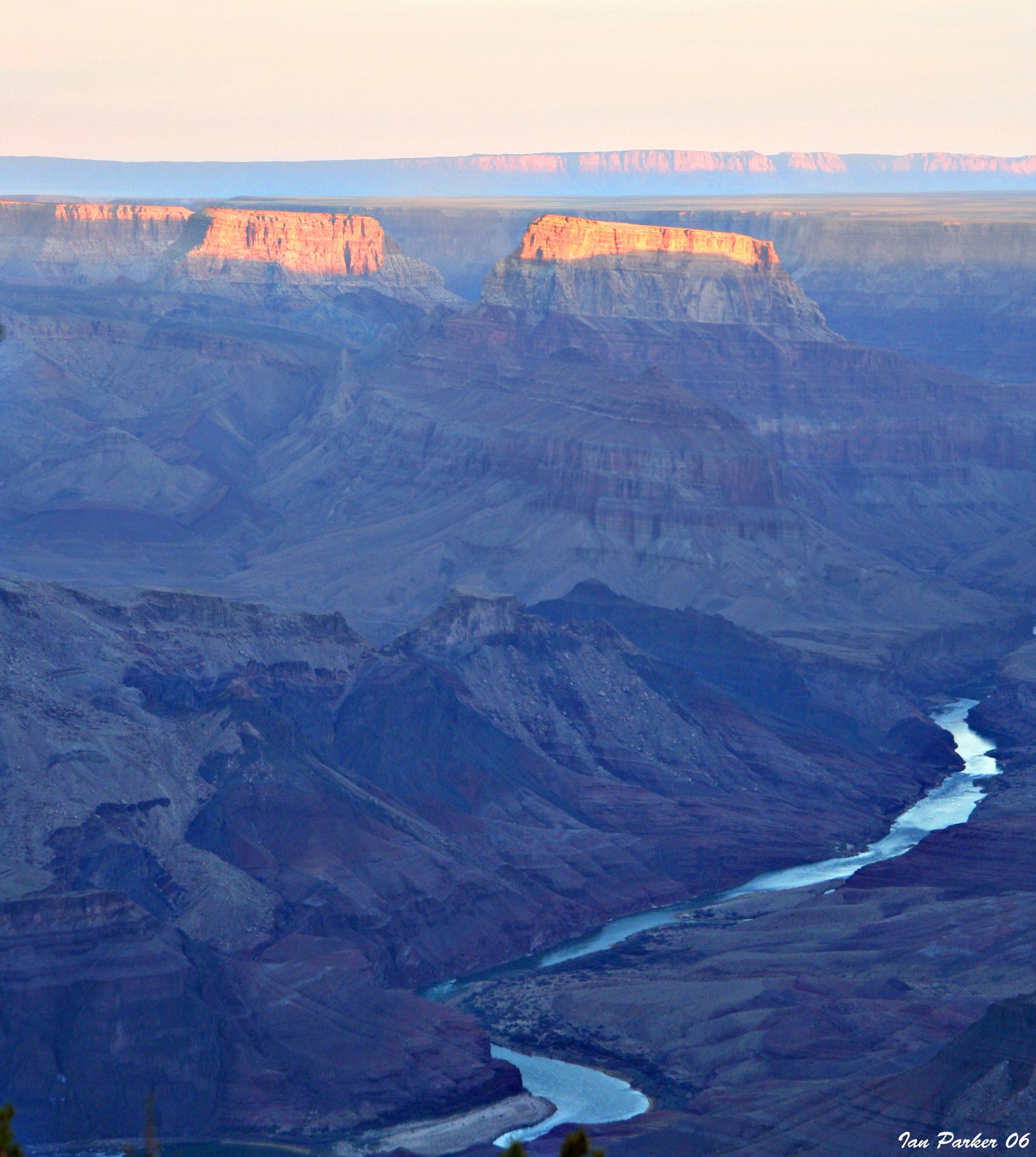 Evanescent Light Grand Canyon